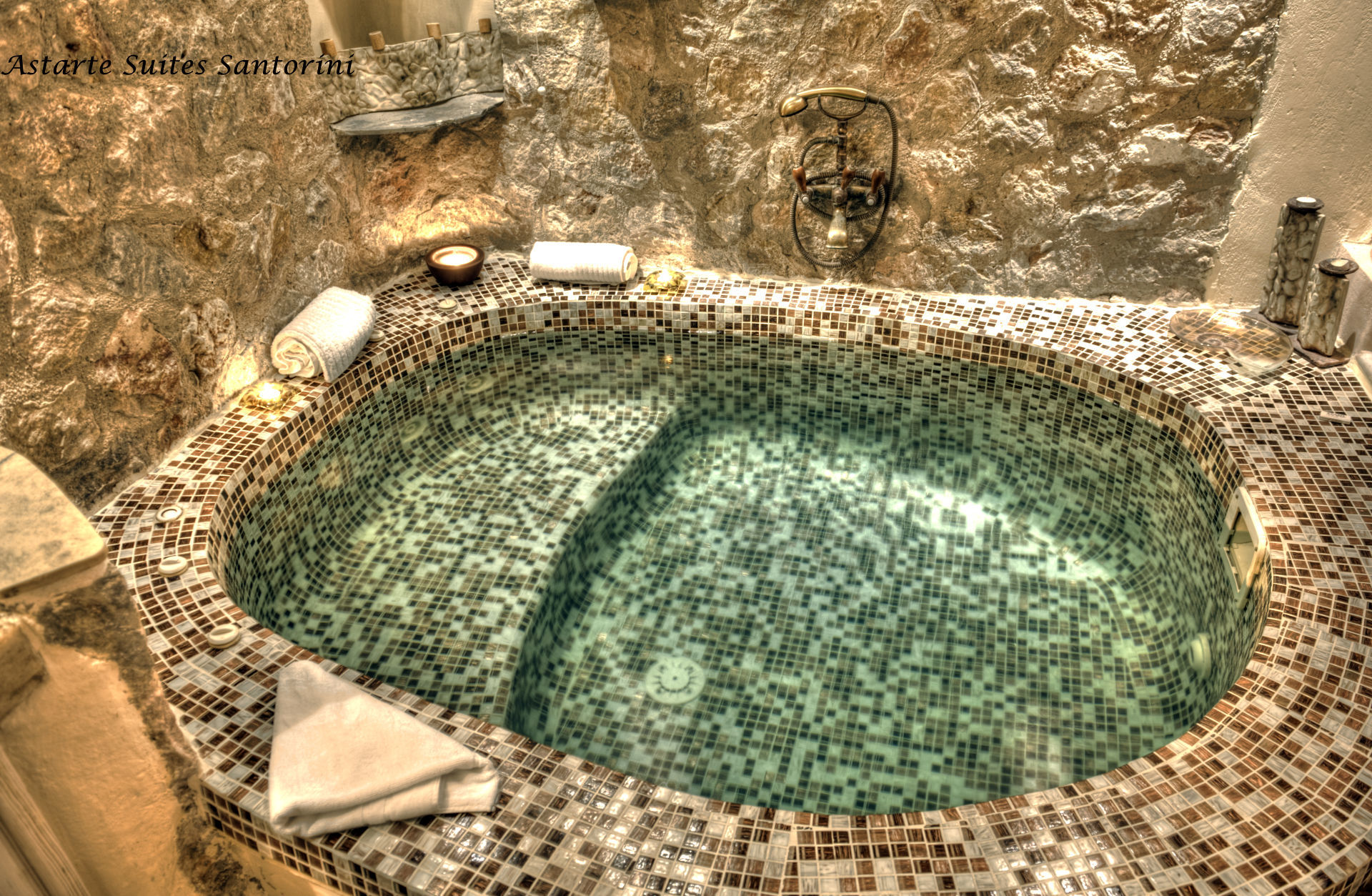 2_Junior_suite_private_couples_Jacuzzi_sea_volcano_caldera_views_Astarte_Suites_Hotel_Santorini_island