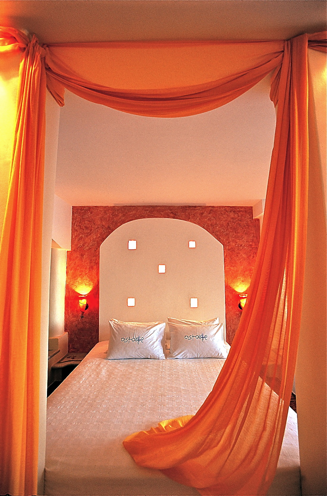 Senior Suite Luxury Santorini Astarte Suites