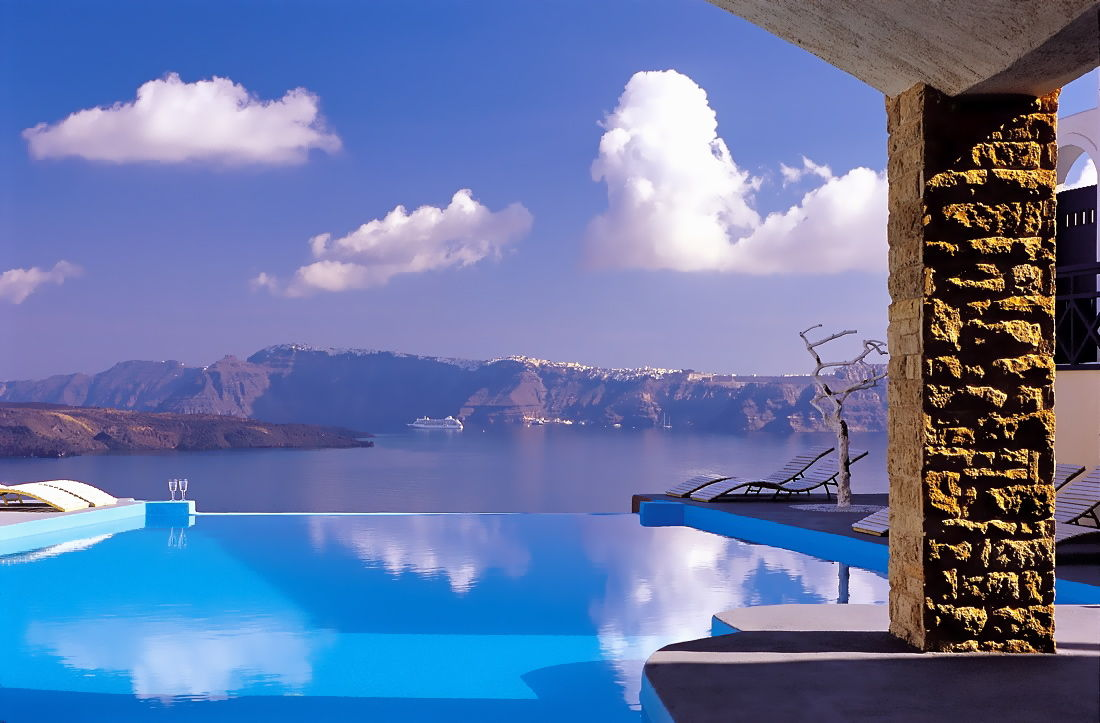 Photo Gallery Of Astarte Suites Santorini Santorini Boutique Hotels