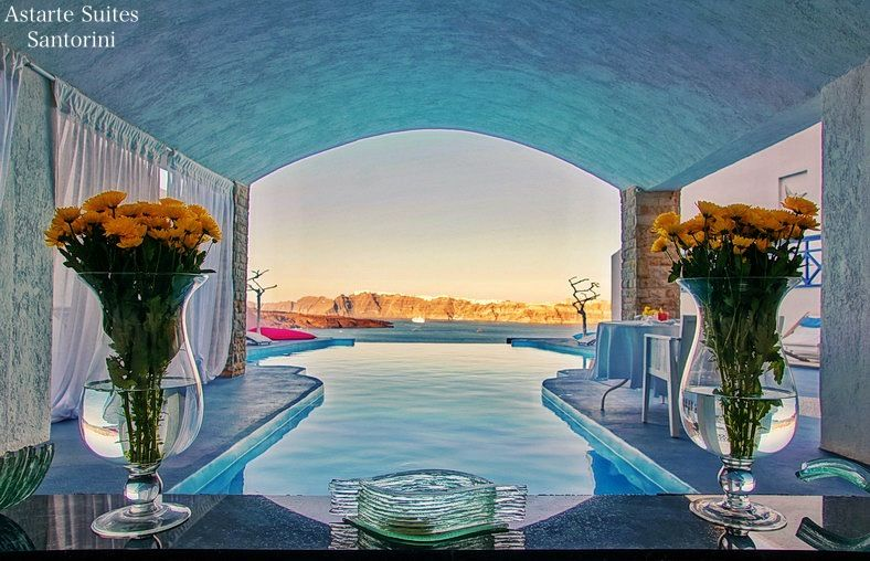 Photo Gallery Of Astarte Suites Santorini Santorini